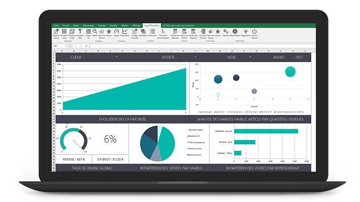 Jusqu'au 25 juin 2021, profitez de 30% sur Sage BI Reporting !